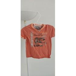 Tee shirt manches courtes...