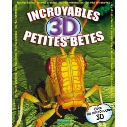 Incroyables petites bêtes 3D