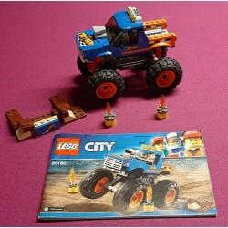 Lego 60180 - Le Monster Truck
