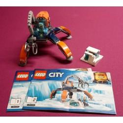 LEGO City - Le véhicule...