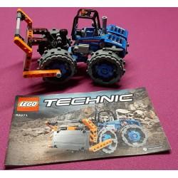 LEGO Technic - Le bulldozer...