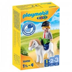 PLAYMOBIL 70410 Garçon avec...