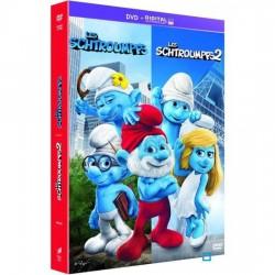 DVD Pack Les Schtroumpfs +...