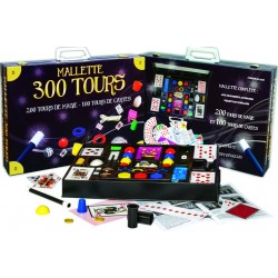 Mallette 300 tours ( 200...