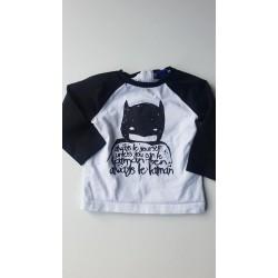 Tee shirt Batman manches...