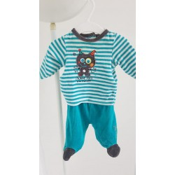 Pyjama 2 pièces 3 mois