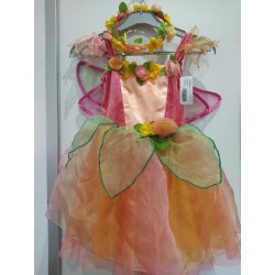 Costume + ailes + couronne...