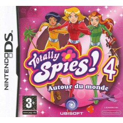 Totally Spies 4 - Autour du...