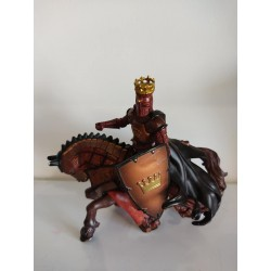 Chevalier et sa monture...