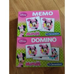 Memo Domino Minnie