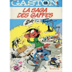 Gaston Lagaffe : Tome 14,...